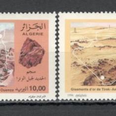 Algeria.1996 Zacaminte de minereuri  SX.222