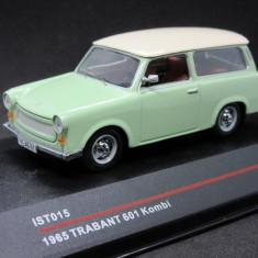 Macheta Trabant 601 Kombi Ist Models 1:43