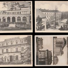 Timisoara 4 CP Institut Schulschwestern Ordinul Surorilor + Scoala Politehnica, Necirculata, Printata
