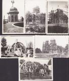 C2045 Lot 5 poze constructie biserica Romania interbelica