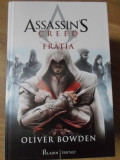 ASSASSIN'S CREED. FRATIA-OLIVER BOWDEN