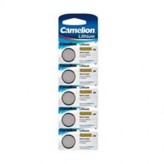 Baterii litiu CR2032 3V Camelion 5 Baterii /Set