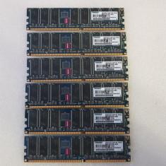 Memorie Kingmax 1GB DDR1, 400MHz MPXD42F- D8MT4B - poze reale, DDR, 1 GB, 400 mhz