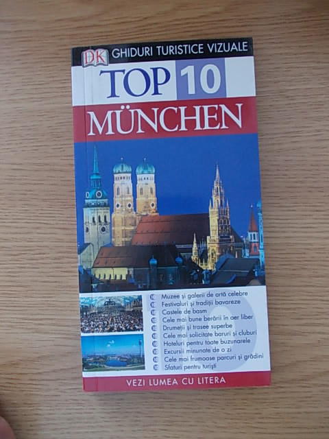 TOP 10 MUNCHEN-GHID TURISTIC-R5D