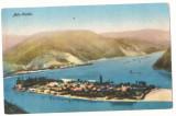 1137 - ADA-KALEH, Romania - old postcard, CENSOR - used, Circulata, Printata