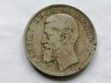 Romania 2 lei 1894 vf.argint