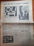 ziarul 24 ore  din 1 februarie 1990-ziar din iasi