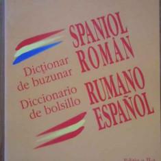Dictionar De Buzunar Spaniol Roman - Ileana Scipione ,288982