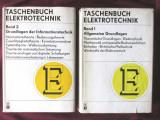 TASCHENBUCH ELEKTROTECHNIK, Vol. 1+2, 1976.Cartea electrotehnistului, in germana
