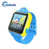 Ceas Smartwatch Pentru Copii Twinkler TKY-Q200 cu Functie Telefon, Localizare GPS, Camera, 3G, Pedometru, SOS - Albastru