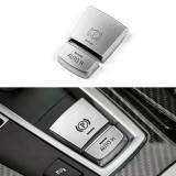 Capac Buton Frana De Mana / Auto Compatibil Bmw X3 F25 2011-2016 8013 Aluminiu