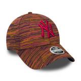 Sapca New Era 9forty Engineered NY Yankees Portocaliu - Cod 9988, Marime universala