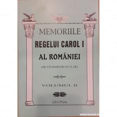 Memoriile Regelui Carol I al Romaniei (de un martor ocular) volumul II