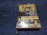 G M TREVELYAN - ISTORIA ILUSTRATA A ANGLIEI