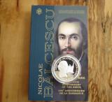BNR 10 Lei 2009 Proof, Nicolae Balcescu - Argint