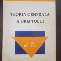 TEORIA GENERALA A DREPTULUI - Dogaru, Danisor