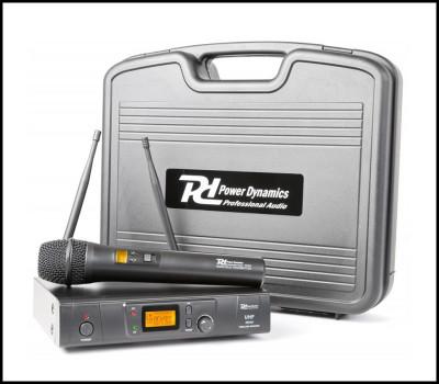 PD781-Microfon Wireless Vocal-Power Dynamics foto