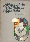 Manual de Gramatica Espanola - Rafael Seco