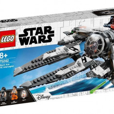 LEGO Star Wars - TIE Interceptor Asul negru 75242