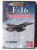 """F-16 Fighting Falcon"", DVD In limba franceza"