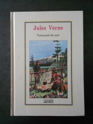 JULES VERNE - VULCANUL DE AUR (Adevarul, nr. 12) foto