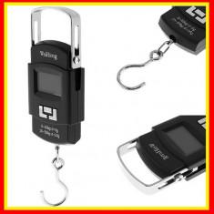 Cantar digital de mana portabil 50Kg Cantar bagaje