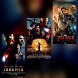Poster Iron Man Marvel Afis A3