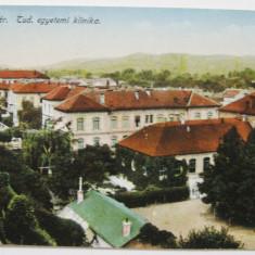 Cluj - Clinicile Universitare, Levelezo-Lap, necirculata
