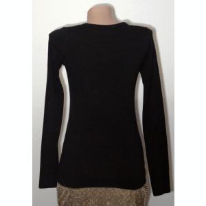 Tricou negru Burberry London marimea XS