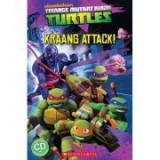 Teenage Mutant Ninja Turtles. Kraang Attack! - Fiona Davis
