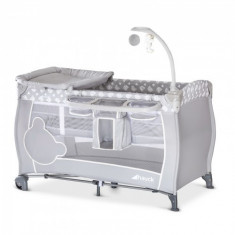 Pat Voiaj Babycenter Teddy Grey, Hauck