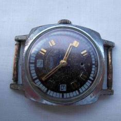 Ceas rusesc,mecanic,barbatesc,Pobeda