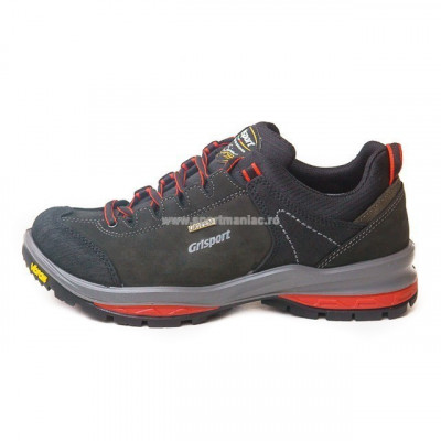 Pantofi Adulti Unisex Drumetie Piele impermeabili Grisport Sadalmelik Gritex Vibram foto