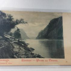 Orsova 1907, Necirculata, Fotografie
