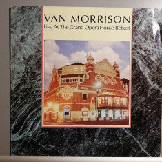 Van Morrison – Live At The Grand Opera... (1984/Phonogram/RFG) - Vinil/Vinyl/NM+