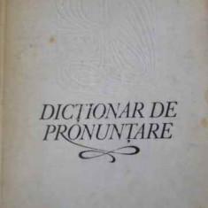 DICTIONAR DE PRONUNTARE NUME PROPRII STRAINE - FLORENTA SADEANU