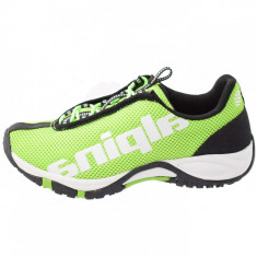 Pantofi tip adidasi de barbati, din textil, marca Alpina, 63354K-06-23, verde
