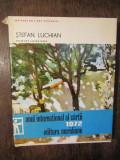 ȘTEFAN LUCHIAN - Jacques Lassaigne