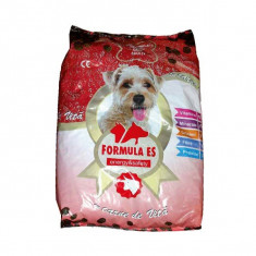 Hrana uscata pentru caini, Formula ES, Vita, 10 kg