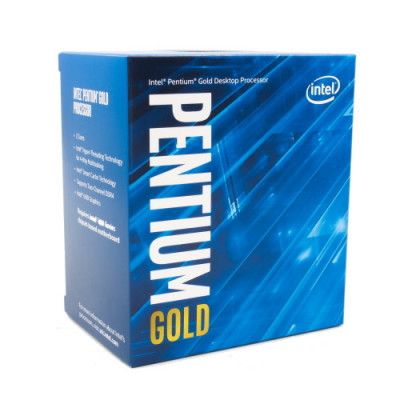 Procesor Intel Pentium Gold G6400 4.00 GHz LGA 1200 foto