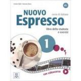 Nuovo Espresso 1 (libro)/Expres nou 1 (carte). Curs de italiana A1. Carte si exercitii pentru elevi - Luciana Ziglio, Giovanna Rizzo