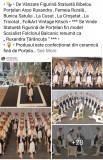 """Statuetă Figurină Bibelou Porțelan Arpo """" Ruxandra Țărăncuța Bunica Croșeta Ie """""""
