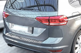 Ornament protectie bara din inox calitate premium VW Touran 2015-2020