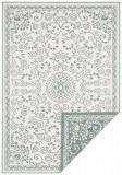 Covor Reversibil Oriental & Clasic Twin Supreme, Verde/Crem, 120x170, Hanse Home