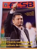"Revista fotbal - ""FCSB"" revista oficiala a FC Steaua Bucuresti (nr.19/2011)"