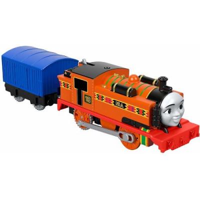 Locomotiva Thomas and Friends Motorizata Victor foto