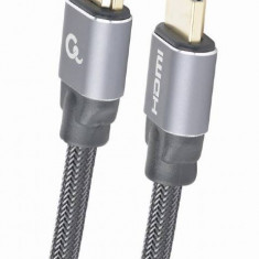 Cablu Gembird CCBP-HDMI-7.5M High speed HDMI Ethernet Premium series 7.5 m