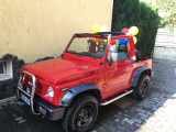Suzuki Samurai, Benzina, Coupe