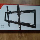 Suport TV LCD / LED, pe perete, LCD 114, reglabil, 81 - 140 cm, 35 kg
