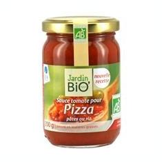 Sos Rosii Bio pentru Pizza Paste Orez Jardin Bio 200gr Cod: 10105